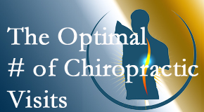 It's up to you and your pain as to how often you see the Pflugerville chiropractor.