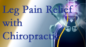 Pflugerville Wellness Center provides relief for sciatic leg pain at its spinal source.
