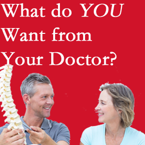 Pflugerville chiropractic at Pflugerville Wellness Center includes examination, diagnosis, treatment, and listening!