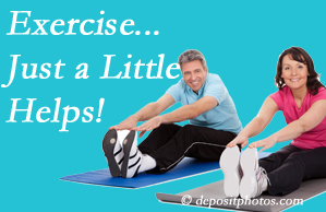 Pflugerville Wellness Center encourages exercise for better physical health as well as reduced cervical and lumbar pain.