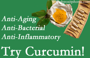 Pain-relieving curcumin may be a good addition to the Pflugerville chiropractic treatment plan.