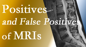 Pflugerville Wellness Center carefully decides when and if MRI images are needed to guide the Pflugerville chiropractic treatment plan.